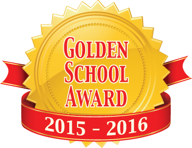 Golden School Award15-16